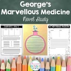 George's Marvellous Medicine Novel Study