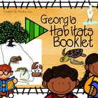 Georgia Habitat Research and Informational Text Booklet