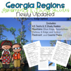 Georgia Habitats Assessment Pack