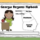 Georgia Regions Flipbook