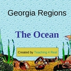 Georgia Regions: Ocean, Barrier Islands