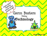 Germ Busters using Technology