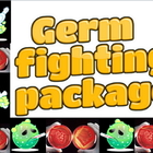 Germ fighting package