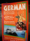 German Bilingual Dictionary
