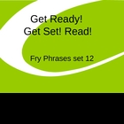 Get Ready! Get Set! Read! set 12