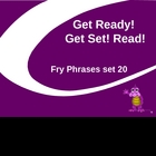 Get Ready! Get Set! Read! set 20