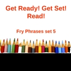 Get Ready! Get Set! Read! set 5