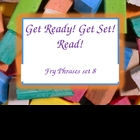 Get Ready! Get Set! Read! set 8