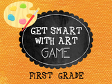 Get Smart with Art Game- 1st Grade