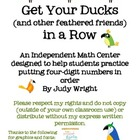 Get Your Ducks in a Row: Putting Four-Digit Numbers in Order