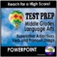 Get a High Score on the 7th Grade Language Arts CRCT PowerPoint