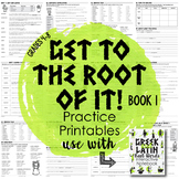 Greek and Latin Root Word Book 1