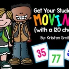 Get your students up and moving with 100's chart activitie