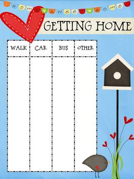 Getting Home Poster