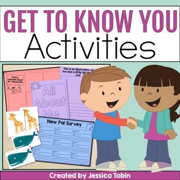 Getting to Know My Shipmates: Pirate Back to School Activities