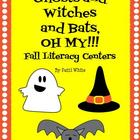 Ghosts and Witches and Bats, Oh My!!!