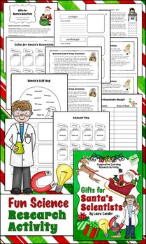 Gifts for Santa's Scientists
