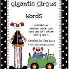 Gigantic Circus - Hard and Soft G/C activities