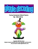 Giggle Poetry to Teach Consonant Blends and Word Families