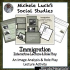 Gilded Age Immigration Activity with Role Cards and New Im