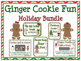 Ginger Cookie Fun Holiday Bundle
