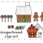 Free Gingerbread Clipart