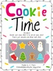 Gingerbread Cookie Time Math Center-  Telling Time to the Hour