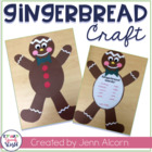 Gingerbread Craft-ivity