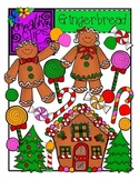Gingerbread {Creative Clips Digital Clipart}