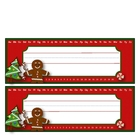 Gingerbread Dreams Classroom Tag Set and Calendar