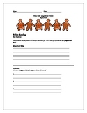 Gingerbread Friends Comprehension Guide