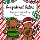 Gingerbread Galore LA and Math Centers and Activities Alig