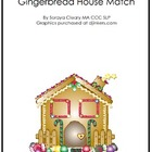 Gingerbread House Match