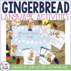 Gingerbread Language Cookies!