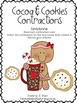 Gingerbread Literacy Center- Cocoa, & Cookies Contractions