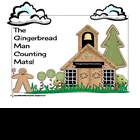 Gingerbread Man Counting Mats