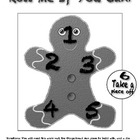 Gingerbread Man Follow Up Activities