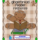 Gingerbread Man Literacy Response
