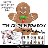 Gingerbread Man Reader's Theater