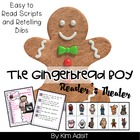 Gingerbread Man Reader&#039;s Theater