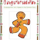 Gingerbread Man vs. Gingerbread Baby