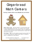 Gingerbread Math Centers {Simply Kinder}
