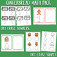 Gingerbread Math Printables Packet