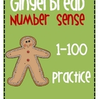 Gingerbread Number Sense