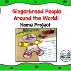 Gingerbread People Around the World! Home Project