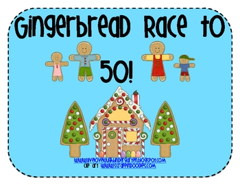 Gingerbread Race to 50!