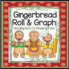 Gingerbread Roll & Graph Activity