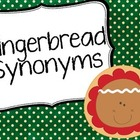 Gingerbread Synonyms