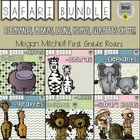 Giraffes, Elephants, Zebras, Hippos, Lions...Oh My!