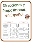 Giving and Understanding Directions in Spanish (includes p